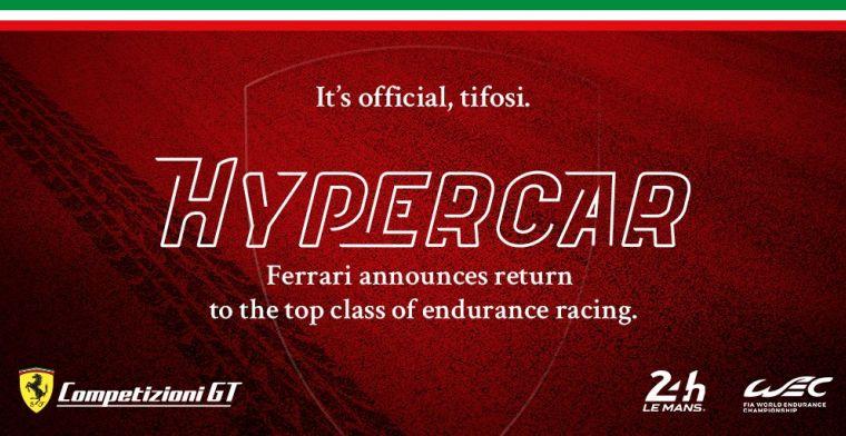 2023, LMH, Enough Said, Ferrari returns to the top of Le Mans