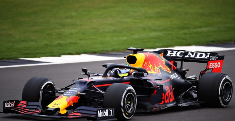 RB16B to undergo major change: rear now resembles Mercedes