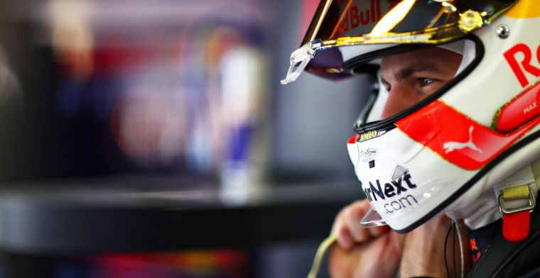 Verstappen enjoys debut in RB16B: 'That gives a great feeling'.