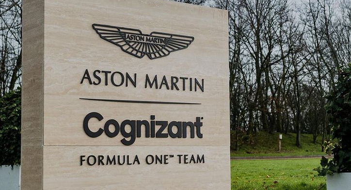 It's official: This is the name of the 2021 Aston Martin car