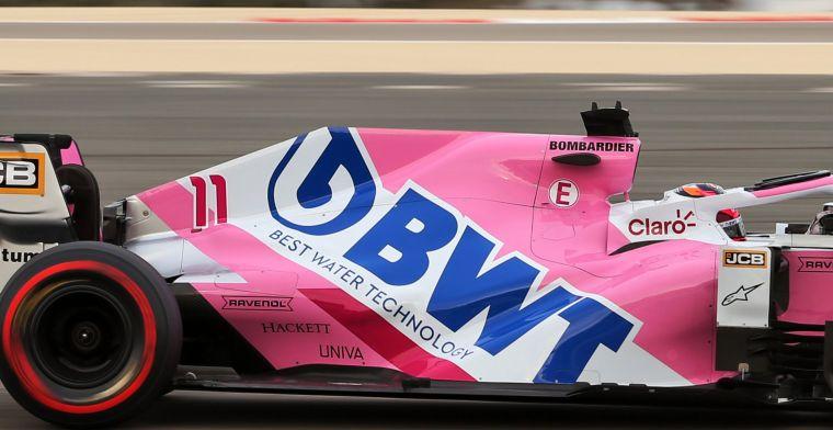 Aston Martin weet BWT te behouden als sponsor: Roze kleur blijft op de auto