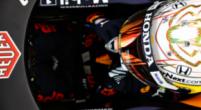 Afbeelding: F1 Social Stint   Verstappen stapt voor het eerst in de nieuwe RB16B