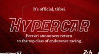 """Afbeelding: """"2023, LMH, Genoeg gezegd"""", Ferrari keert terug naar de top van Endurance Racing"""