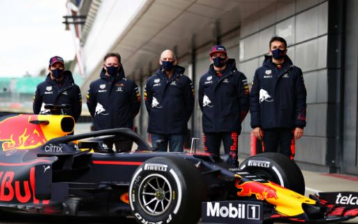 In the picture: What does Red Bull Racing have to hide with the new RB16B?