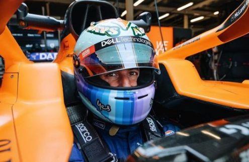 Ricciardo: 'Toen ik hoorde van deze optie was ik een beetje ongerust'