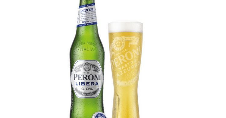F1 and beer have found each other; Peroni goes into partnership with Aston Martin