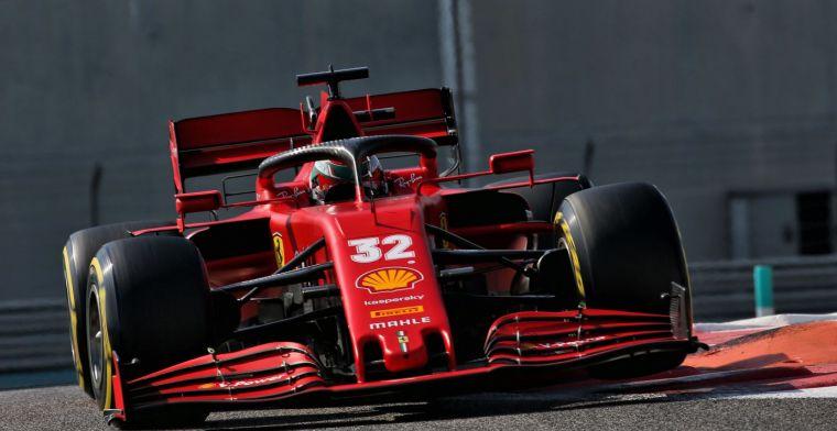 Ferrari reorganiseert de chassisafdeling