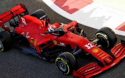 Ferrari met de grond gelijk gemaakt: