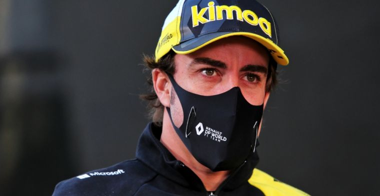Alonso misses Alpine launch due to preparations after bike accident