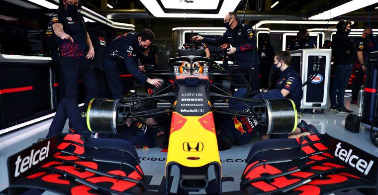'Red Bull wint het kampioenschap, maar Verstappen wordt geen wereldkampioen'