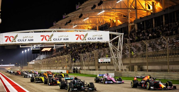 Formula 1 suffered record loss in 2020, according to Liberty Media annual figures