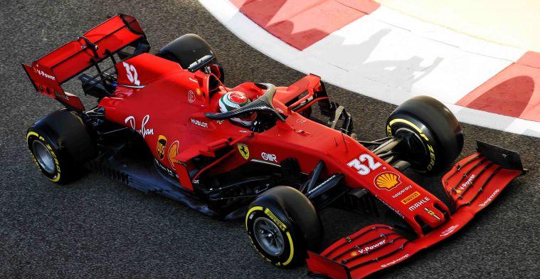 Ferrari gets slammed on social media after 'team presentation'