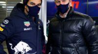 Afbeelding: Zware uitdaging voor Perez: 'Verstappen is een moeilijke teamgenoot'