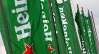 Afbeelding: UPDATE | Ook in nieuwsbrief van Red Bull Racing prijkt het logo van Heineken