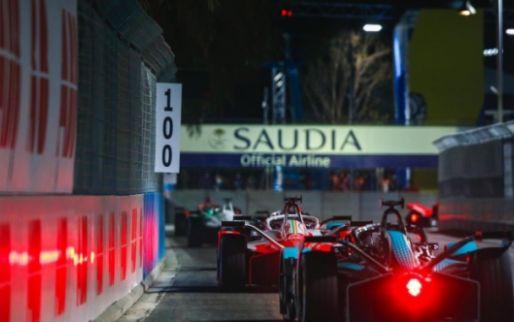 Heftige crash van Lynn in Formule E zorgde voor vroegtijdig einde
