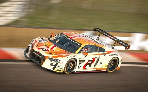 Verstappen takes pole position at the 12 Hours of Bathurst