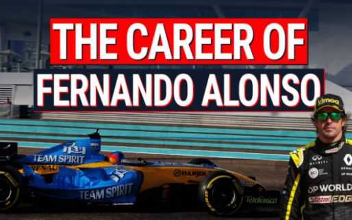VIDEO | Fernando Alonso's CRAZY F1 career!