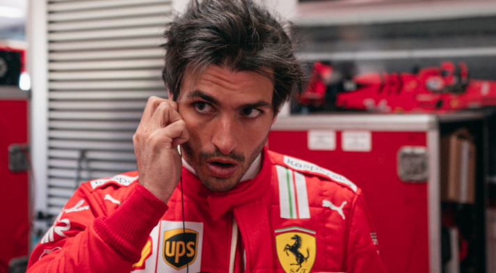Sainz wants to be world champion with Ferrari: 'Just need some time'