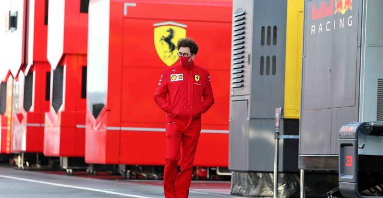 Teambaas Ferrari lovend: Zijn feedback met de engineers is goed