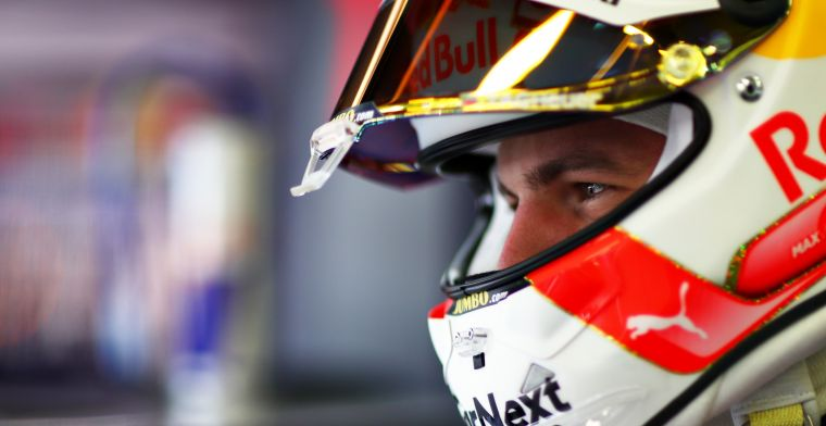 Verstappen very cautious: Didn't go to Dubai and didn't go partying.