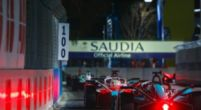 Afbeelding: Heftige crash van Lynn in Formule E zorgde voor vroegtijdig einde