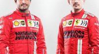 Afbeelding: Sainz voorziet moeilijke opgave met Leclerc als teamgenoot: 'Het wordt lastig'