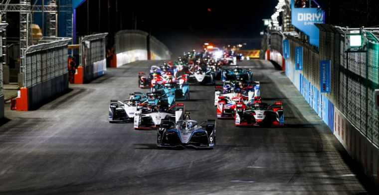 No injuries in missile attack on Riyadh during Formula E weekend