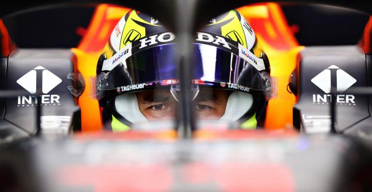 Perez: Kans bij Red Bull gaat veel deuren openen