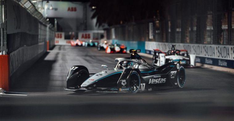 Formule E-coureur maakt zich zorgen: 'Willen hier niet ook dominantie Mercedes'