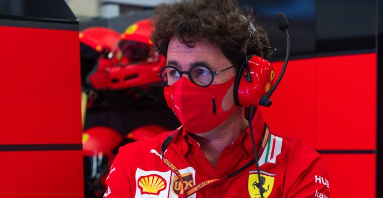 We won't spend much time developing the 2021 car