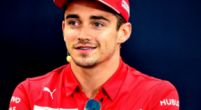 "Image: Leclerc keen to take part in Le Mans: ""Would love to take part"""