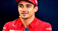 """Afbeelding: Leclerc ziet deelname aan Le Mans wel zitten: """"Zou graag meedoen"""""""