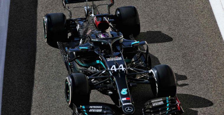 Op dit onderdeel kan Mercedes de nagenoeg perfecte W11 nog verbeteren voor de W12