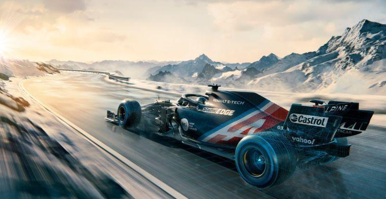 Dit is er al bekend over de presentaties van Mercedes en Alpine