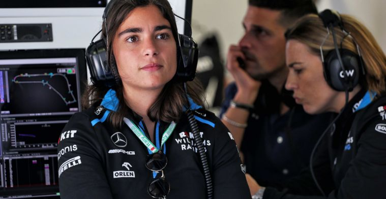 Chadwick holds out hope for F1 debut with new contract at Williams