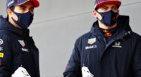 Image: Verstappen and Perez look ahead: 'I'm so bored during the test days'