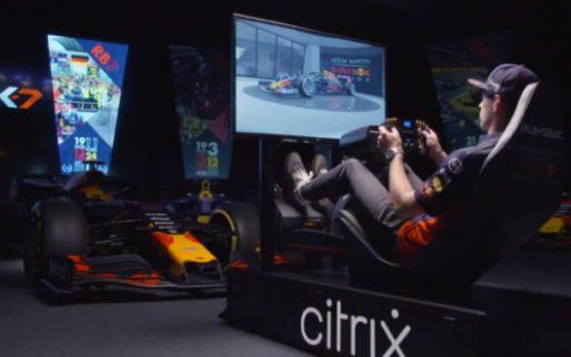 Ultrasnelle kwalificatieronde Verstappen maakt grote indruk op simrace collega's