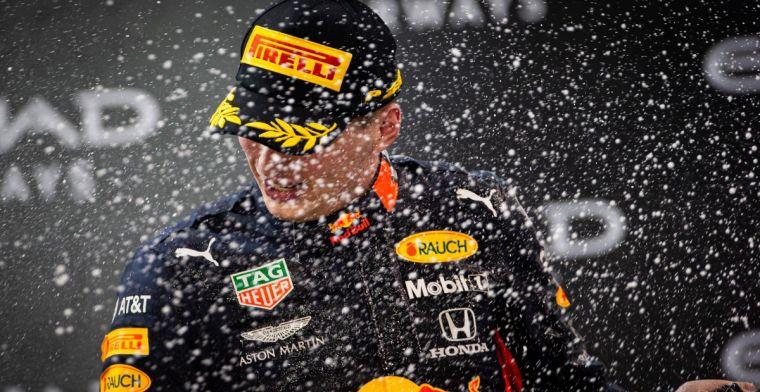 Geen 'Champagne' meer voor F1-coureurs op het podium na een Grand Prix