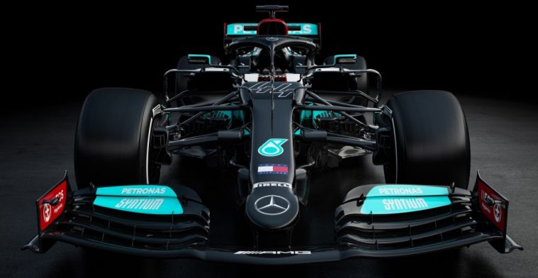 Mercedes sees no point in having a film day at Silverstone: 'It always rains'