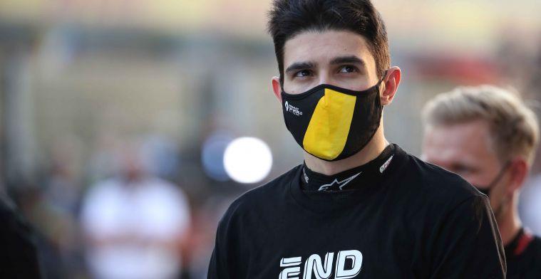 Ocon kijkt er bij lancering van Alpine naar uit om Alonso te pushen op het circuit