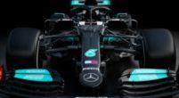 Afbeelding: Mercedes zal tijdens officiële wintertest pas voor het eerst met de W12 rijden