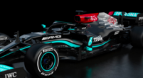 Image: Mercedes remain tight-lipped on where they've spent their tokens