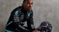 Image: View the new Mercedes outfits and helmets for Hamilton and Bottas