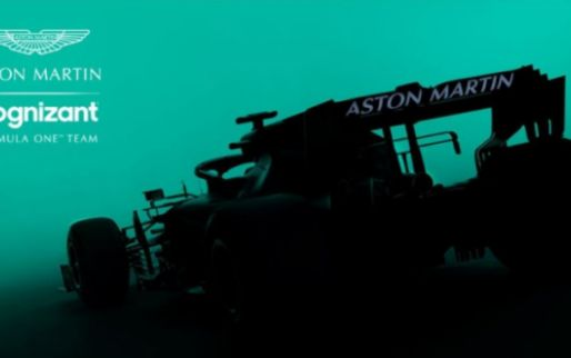 LIVE | Watch the long-awaited launch of Aston Martin here!