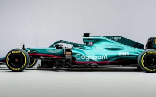 Analysis: Mysterious Mercedes bump even bigger at Aston Martin