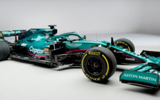 Internet verdeeld over groene Aston Martin: 'Verbaasd hoeveel lui dit mooi vinden'