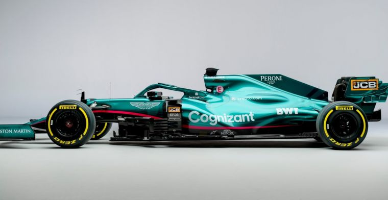 Analysis: Mysterious Mercedes bump even bigger at Aston Martin
