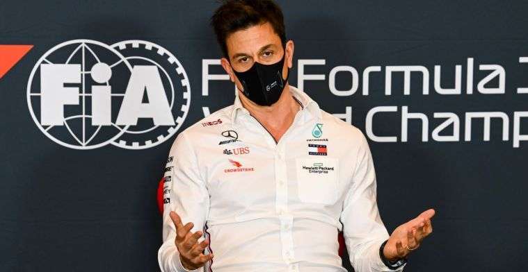 Wolff: 'He steps into unbelievably big shoes'