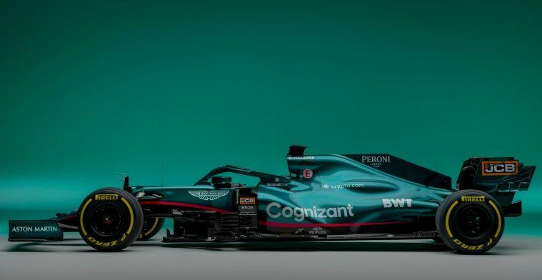 Sebastian Vettel and Lance Stroll soon to be seen in ARM21