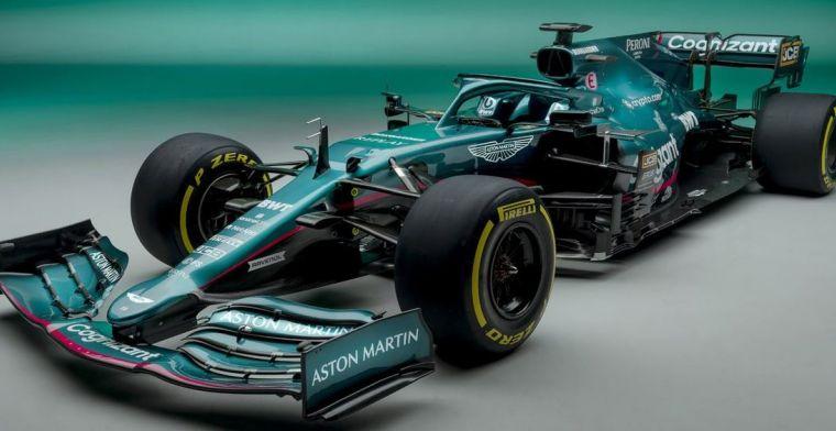 Aston Martin kampioen in Formule 1? 'Over drie tot vijf jaar'